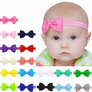 Other - Off White Baby Headband Bow